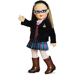 "18"" Doll My Life As School Girl"