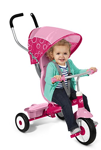 042385100517 - 4-in-1 Stroll 'N Trike carousel main 7