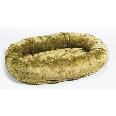 Donut Diamond-Microfiber Dog Bed