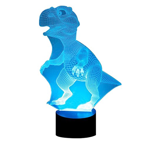 DB WOR LED Dinosaur Night Light product image