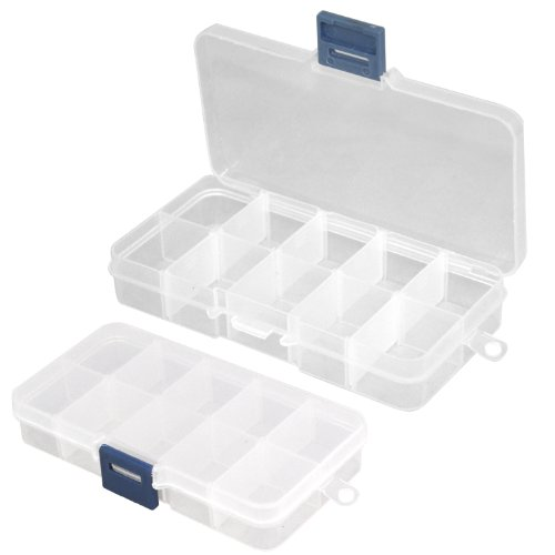 trixes-2-x-acrylic-clear-false-nail-tips-empty-storage-box-case-unit-container