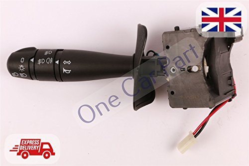 KANGOO I CLIO II STEERING COLUMN INDICATOR LIGHT STALK SWITCH 7701047255: