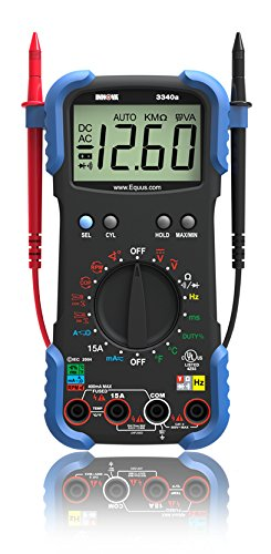 Innova 3340 Automotive Digital Multimeter