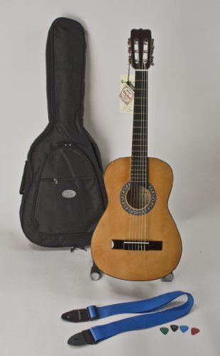 1 2 Size 34quot Left Handed Nylon String Guitar Much Higher Quality