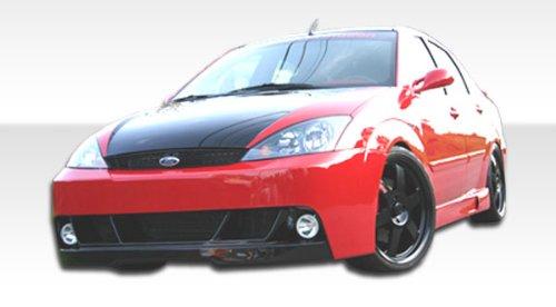 2000-2004 Ford Focus ZX3/ZX5 Duraflex Pro-DTM Kit-Includes Pro-DTM Front Bumper (100044), Poison Rear Bumper (100038), and Pro-DTM Sideskirts (100045). - Duraflex Body - Focus Zx5 Body Kit