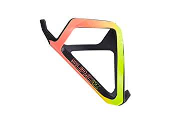Fluo Yellow w// Black NEW Tacx Deva Bottle Cage Polyamide Bicycle Bike Water