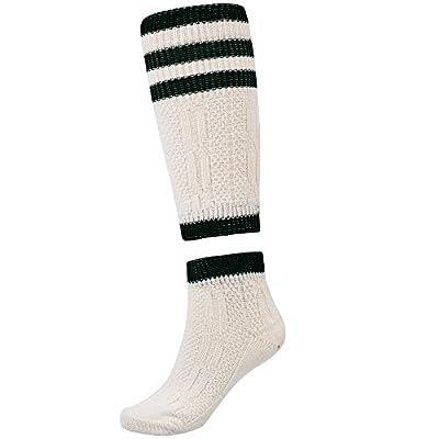Gaudi-leathers Long Embroidered German Trachten Lederhosen Bavarian Socks in Diffrent Styles
