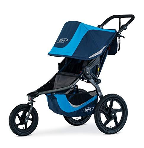 BOB Revolution Flex 3.0 Jogging Stroller, Glacier Blue