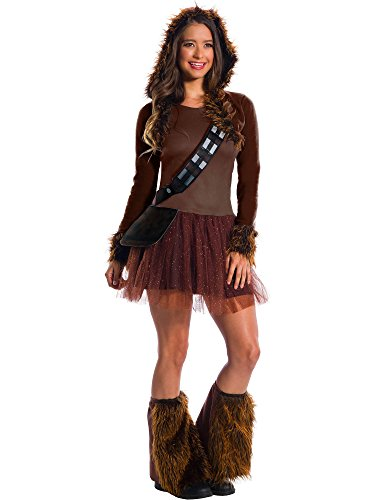 Rubie's Women's Standard Star Wars Classic Chewbacca, as as Shown Medium ()