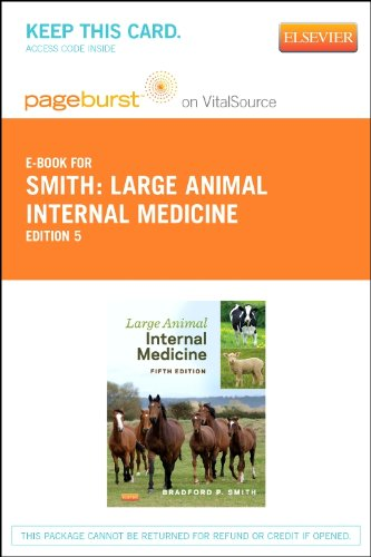 Large Animal Internal Medicine - Elsevier eBook on VitalSource (Retail Access Card), 5e