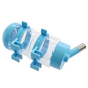 COCOPET - Dispensador de Botella de Agua sin Goteo para Mascotas, sin Goteo, con Agua de alimentación automática 300 m: Amazon.es: Productos para mascotas