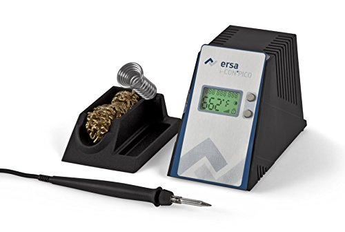 80's Icon - ersa i-CON PICO electronically temperature-controlled soldering station, 80W, 115V with 1.6mm chisel shaped tip (102CDLF16)
