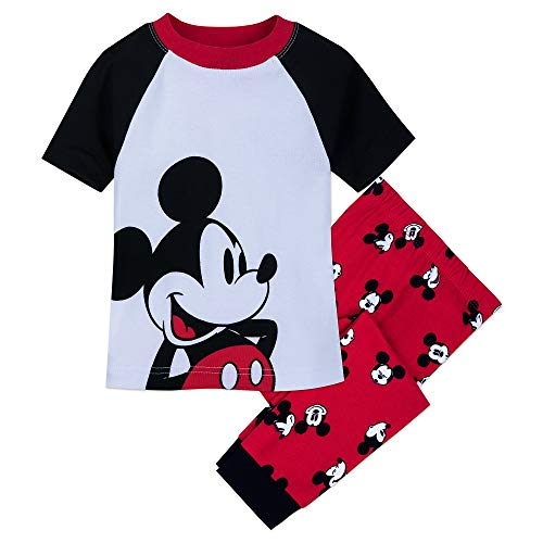 Disney Mickey Mouse PJ PALS for Kids Size 4 -