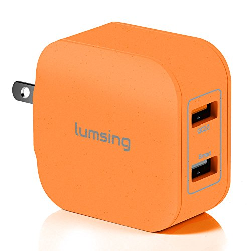 Lumsing Charge Charger Samsung Tablet Orange