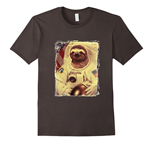Sloth Astronaut T-Shirt Mens &Amp; Womens - Disorder Tees