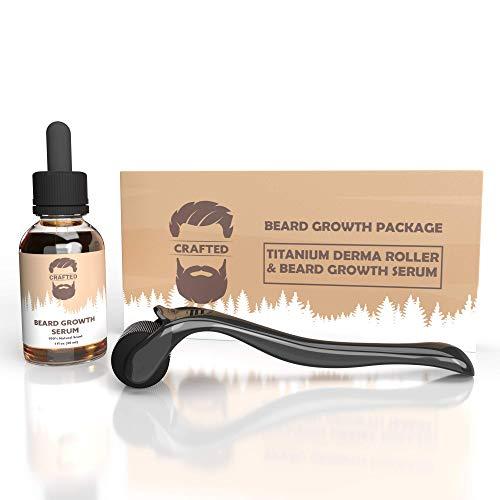 Beard Growth Kit Derma