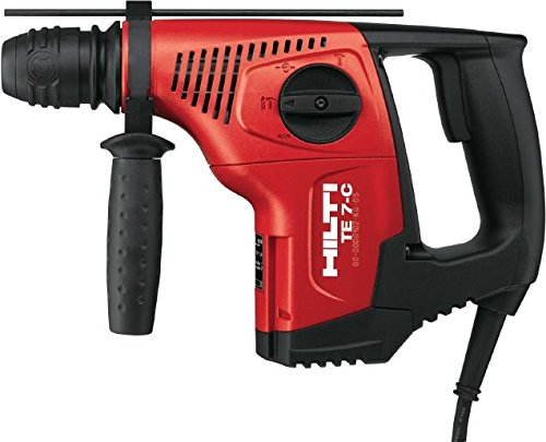 Hilti 228061 TE 7-C 120-volt Rotary Hammer Drill Package by HILTI