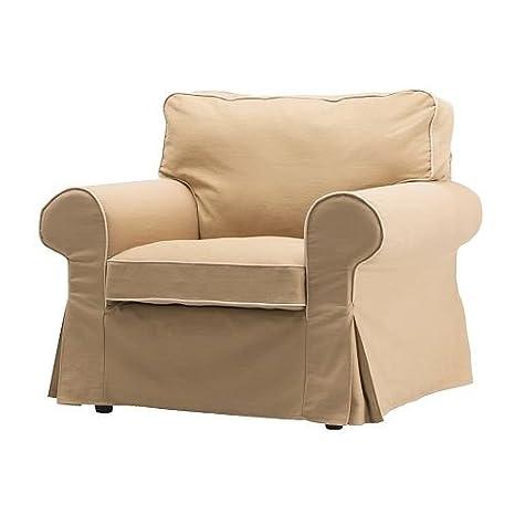 Amazon.com: IKEA EKTORP silla sillón Slipcover en Idemo ...