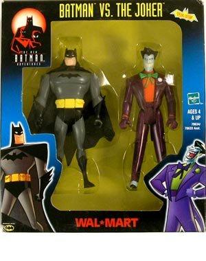 BATMAN VS JOKER ANIMATED WALMART EXCLUSIVE 2-PACKK by Batman