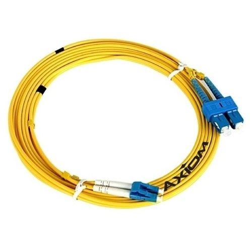 Axiom scstsd9y-4 m-axネットワークケーブル – Stシングルモード( M ) to SCシングルモード( M ) – 13 ft – 光ファイバー – 9 / 125ミクロン – os2 – イエロー   B01GCU473C