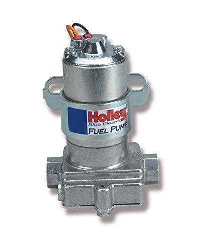 Holley Fuel Regulator (Holley 12-812-1 110 GPH Blue Electric Pump without Regulator)