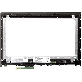 """Lenovo Edge 15 80K9 Series 15.6/"""" FHD LCD LED Touch Screen Assembly"""