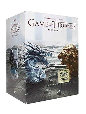 Game of Thrones: Complete Series Seasons 1-7 DVD