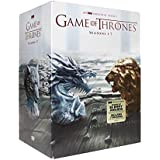Complete Game of Thrones Seasons 1-7 (DVD, 34-Disc Set)