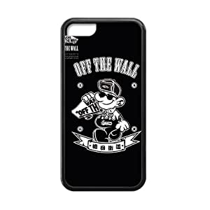 """Personal Customization Vans """"off the wall"""" fashion cell phone case for iPhone 5C"""