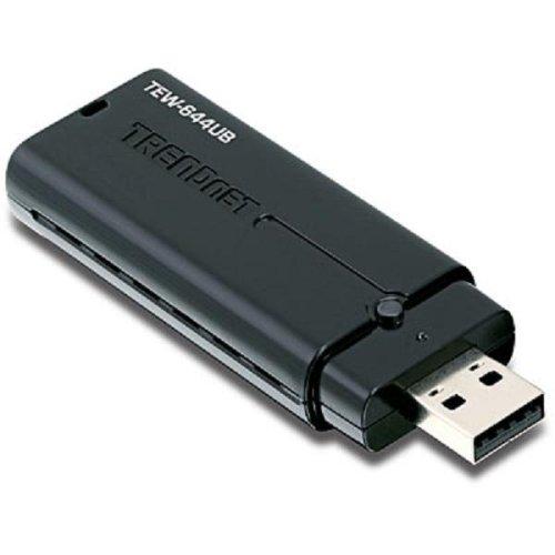 (TRENDnet Wireless N USB Adapter TEW-644UB)