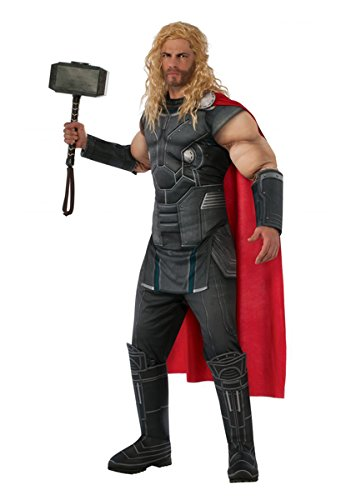 Rubie's Men's Thor Adult Costume, Thor: Ragnarok, (Adult Costumes)