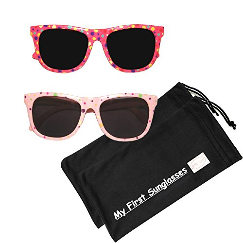 MFS -Wayfarer-110mm-Hot Pink and Light Pink- 2 - My Sunglasses With On