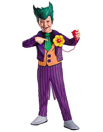 Rubie's Costume Boys DC Comics Deluxe The Joker Costume, Medium, (The Girl Joker Costume)