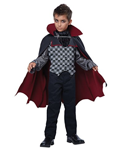 California Costumes Count Bloodfiend/Child Costume