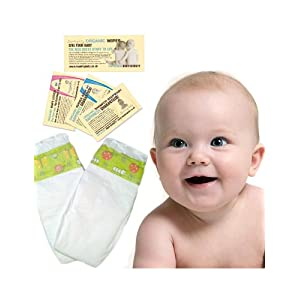 2 Nappies – Beaming Baby Trial Pack Junior (15 kg +, 33 lb +)