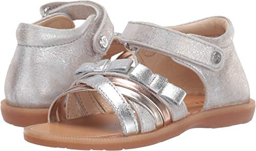 Naturino Baby Girl's Smeraldo SS19 (Toddler/Little Kid) Silver 25 M EU