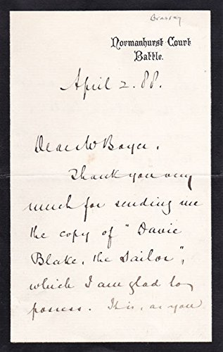 autograph-letter-referring-to-mary-sewells-juvenile-davie-blake-the-sailor-signed-by-yachtsman-thoma