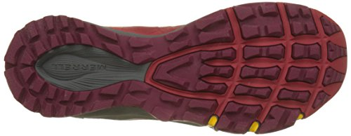 Mixed Sport Red Merrell Adult Sandals AxqxRETn