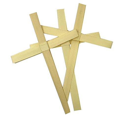 F A Dumont Palm Sunday Palm Crosses (100) - 9.5