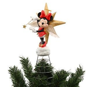 disney minnie mouse light up tree topper - Disney Christmas Tree Topper