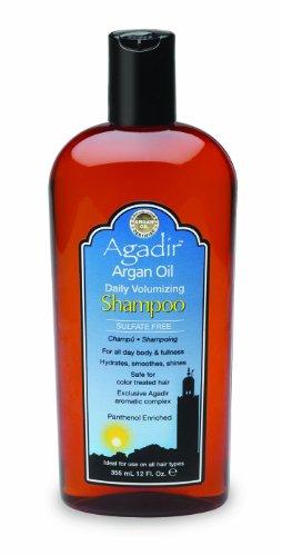 Price comparison product image Agadir Argan Oil Daily Volumizing Shampoo, 12 Ounce