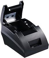 LESHP Impresora Térmica de Recibo Billetes Tickets Con USB ...