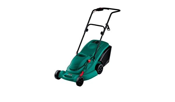 Bosch Rotak 40 - Cortacésped (Manual lawnmower, Rotary blades, 4 ...