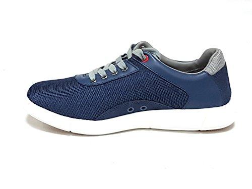 Lumberjack Herren Sneaker Blau Blau