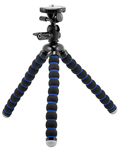 Arkon 11 inch Camera Tripod Mount for Canon Sony Nikon Samsu