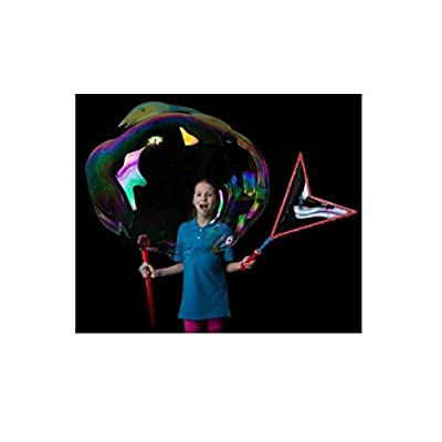 Uncle Bubble Sword Large Bubble Bubbles: Toys & Games