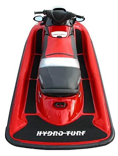 Hydro-Turf Ride Mats HT64PSABLK ()