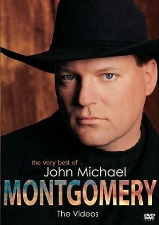 Amazon com: The Very Best of John Michael Montgomery - The Videos