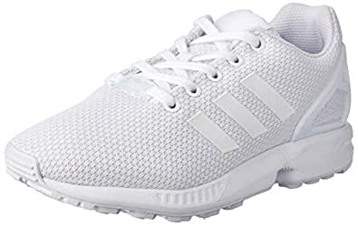 adidas Zx Flux Boys Sneakers White