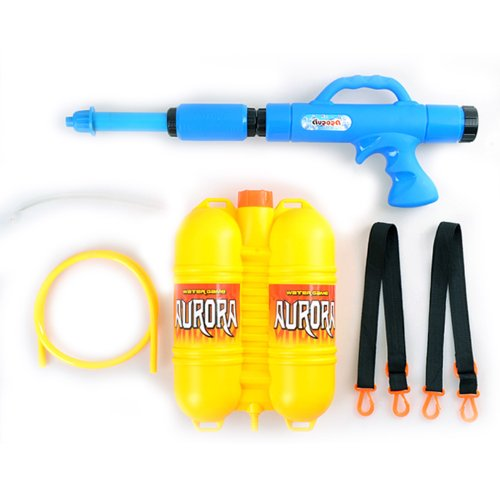 backpack squirt gun Here's How To Build a Super Soaker That Holds 19L of Water.